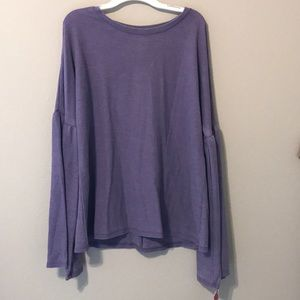 Bell sleeve thermal